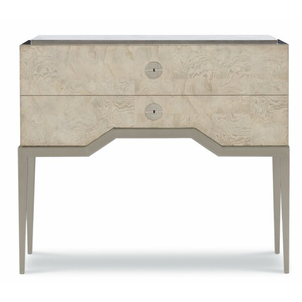 Serenity Paloma 1 Drawer Nightstand by Fine Furniture Design