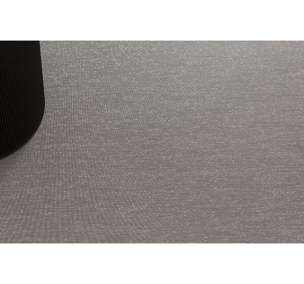 Speckle Gray Area Rug by Chilewich