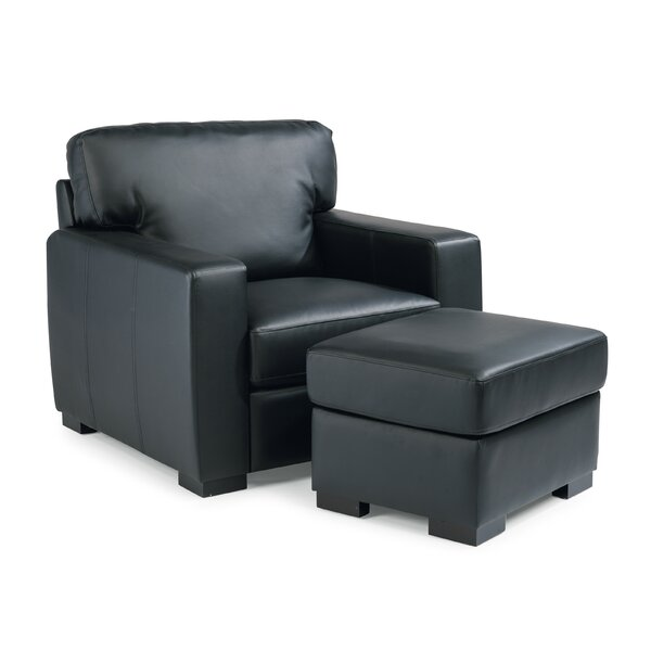 Rasika Club Chair and Ottoman by Latitude Run