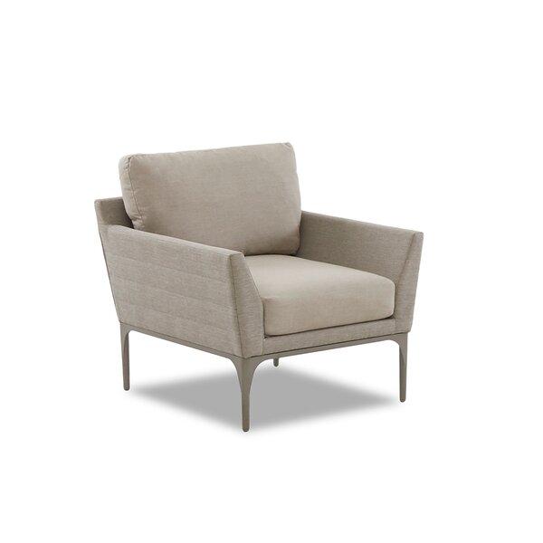 Highworth Patio Chair with Sunbrella Cushions by Brayden Studio Brayden Studio