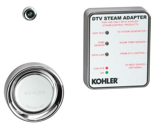 Steam Adapter Kit by Kohler