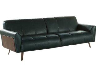 Tobia Leather Sofa. By Natuzzi Editions