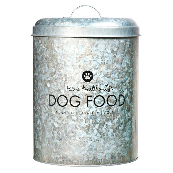 Buster 8.5 qt. Pet treat jar by Global Amici
