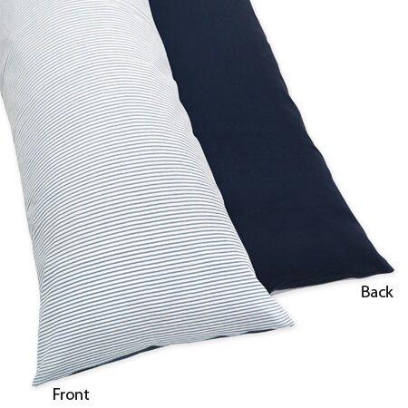 Come Sail Away Body Pillowcase by Sweet Jojo Designs