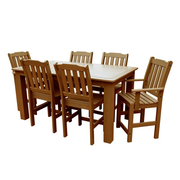 Ordway 7 Piece Dining Set By Darby Home Co