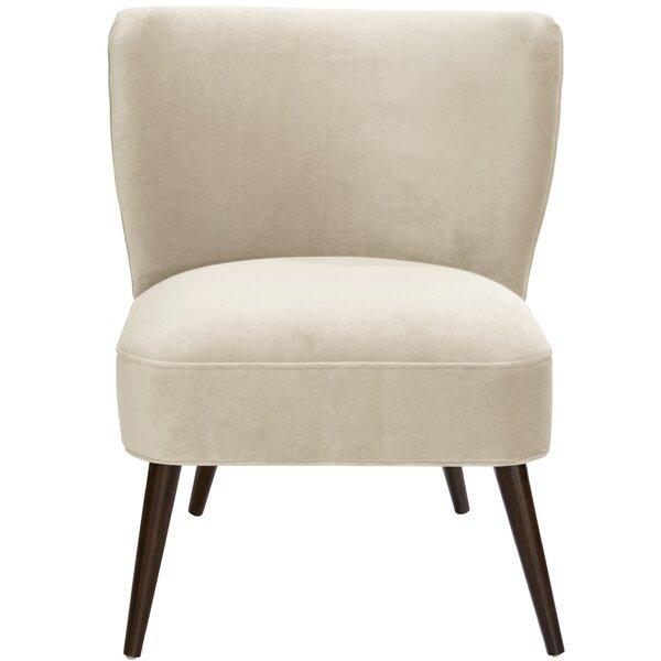 Ashly Slipper Chair by Mistana