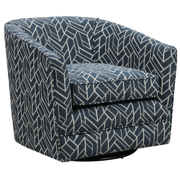 Isamar Barrel Chair by Darby Home Co Darby Home Co