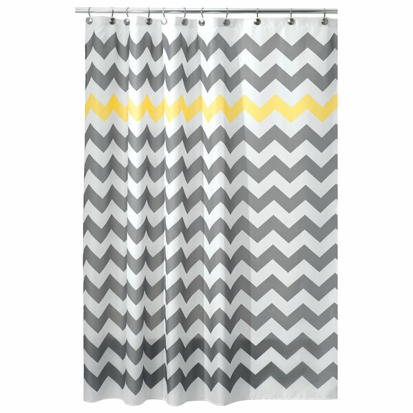Chevron Shower Curtain by InterDesign