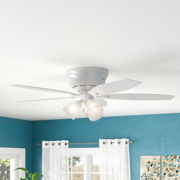 52 Unadilla Low Profile 5 Blade Ceiling Fan by Andover Mills