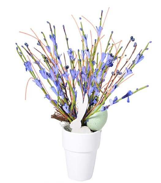 Floral Arrangement in Pot by The Holiday Aisle