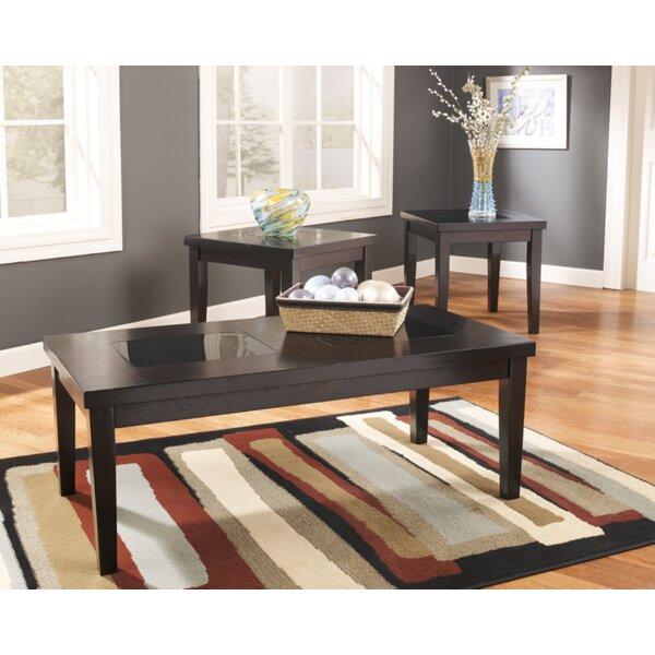 Konieczny 3 Piece Coffee Table Set