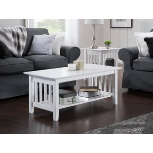 Compare prices Amethy 2 Piece Coffee Table Set By Grovelane Teen