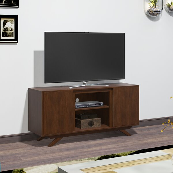 Sheena TV Stand for TVs up to 55 with Fireplace by Corrigan Studio