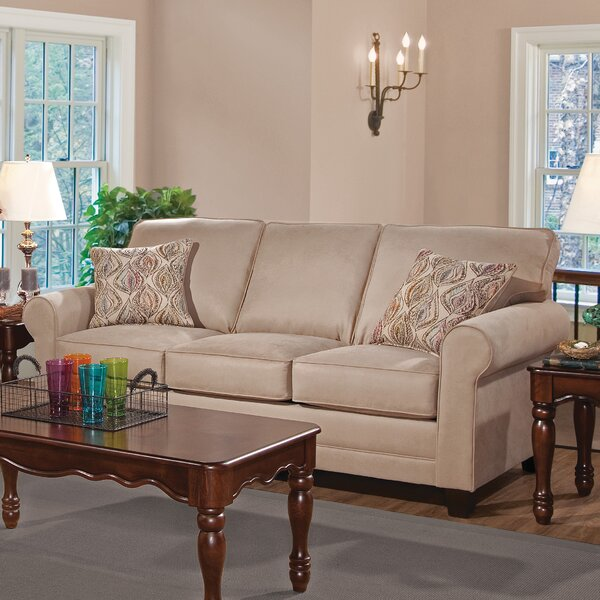 Clearance Serta Upholstery Palmerton Sofa by Alcott Hill by Alcott Hill