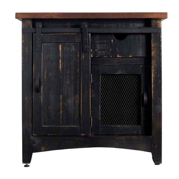 Hughey 2 Door Accent Cabinet by Gracie Oaks