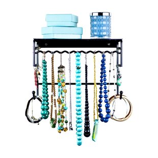 Price Check Wall Mounted Jewelry Box By BelleDangles