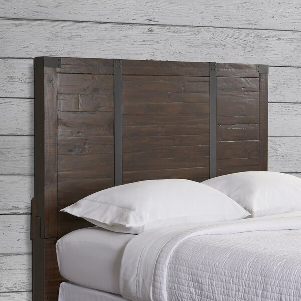 Kellyville Panel Headboard by Gracie Oaks