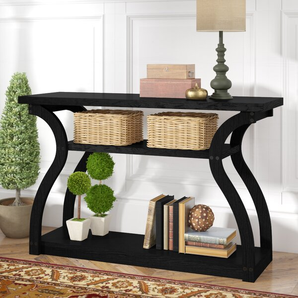 Melgar Console Table by Andover Mills