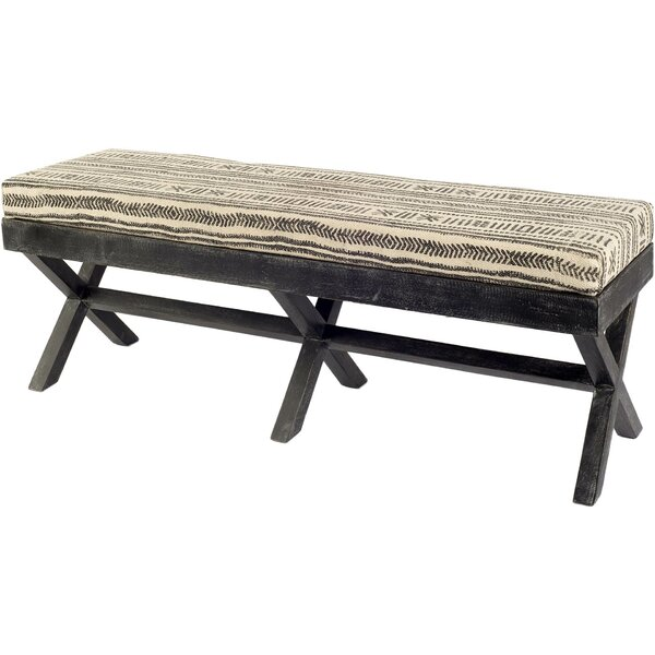 Bane Upholstered Bench by Bloomsbury Market
