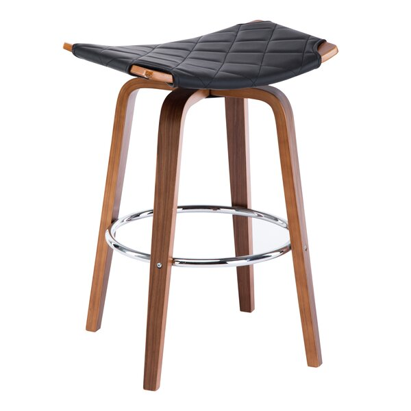 Beaird 26 Swivel Bar Stool (Set of 2) by George Oliver