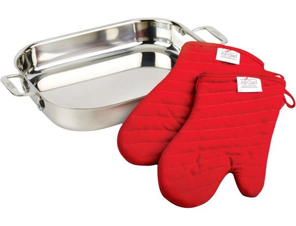 3 Piece Lasagna Pan Gift Set by All-Clad