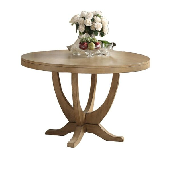 Laelia Dining Table By Ophelia & Co. 2019 Coupon