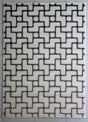 Ivory Area Rug by Rug Tycoon