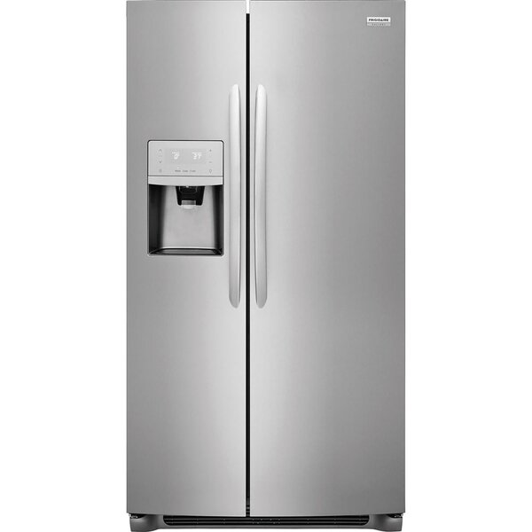 22.1 cu. ft. Side By Side Refrigerator by Frigidaire