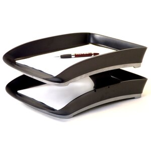 Letter Tray Stackers (Set of 6)