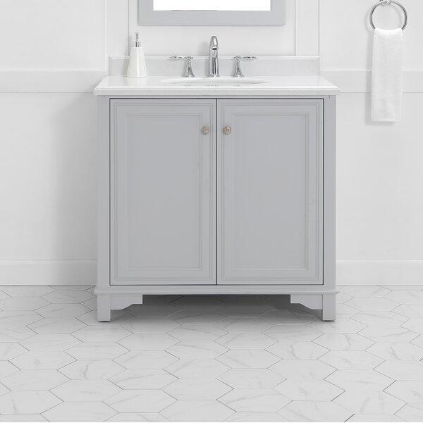 Pledger 36 Single Bathroom Vanity Set by Charlton Home