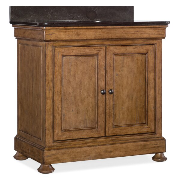 Louis 36 Single Bathroom Vanity by Hooker Furniture