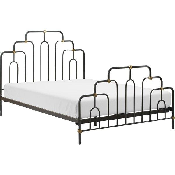 Astrid Platform Bed by Elle Decor