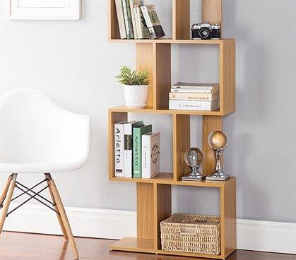 Remillard Modern Floor Standard Bookcase by Latitude Run
