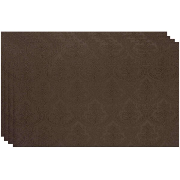 Bridgman Placemat (Set of 4) by Astoria Grand