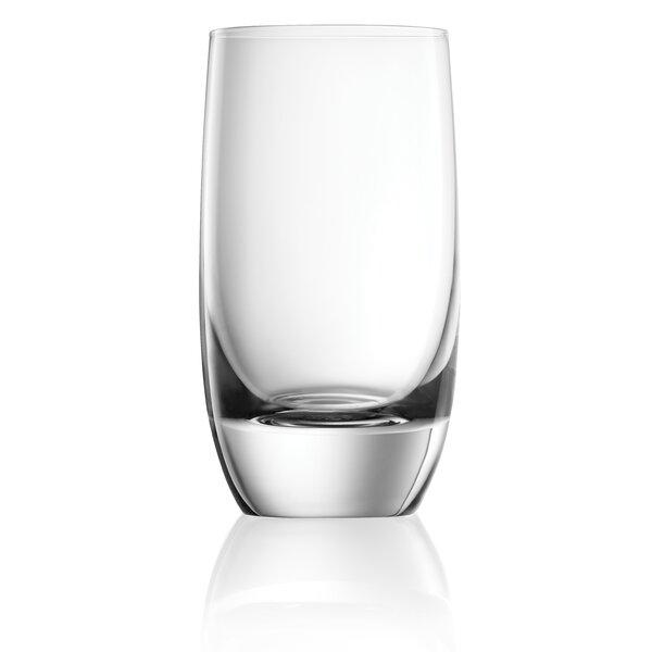 Shanghai Soul 9 oz. Crystal Highball Glass (Set of 4) by Lucaris