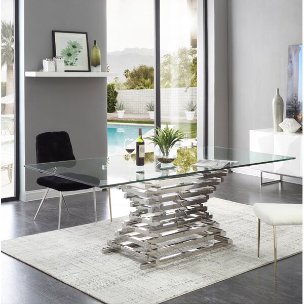 Wilken Dining Table by Mercer41