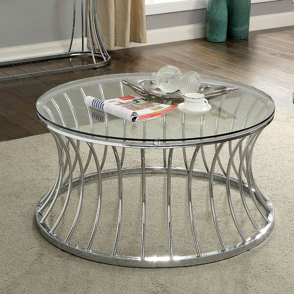 Santini Coffee Table By House Of Hampton
