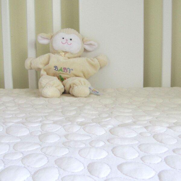 Pebbletex My Little Nest Crib Mattress Protector by Dream Decor