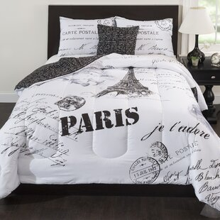 Comforter Paris Wayfair