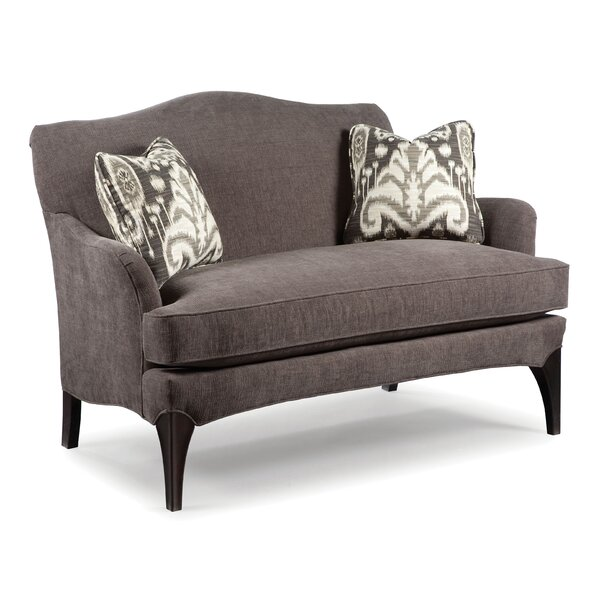 Mathis Settee by Fairfield Chair