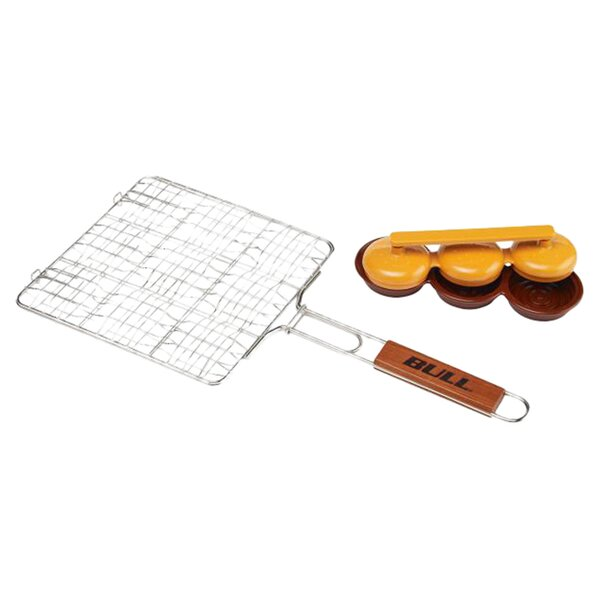 BBQ Basket by Bull Outdoor Products