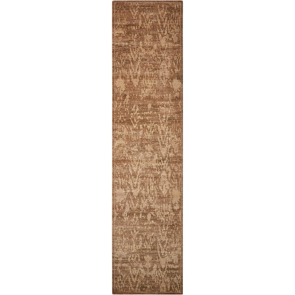 Dringenberg Traditional Chocolate Area Rug by Bloomsbury Market