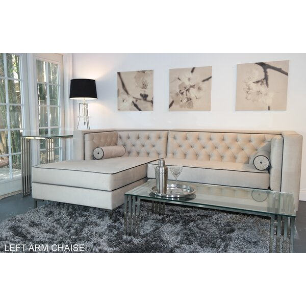 Tobias Sectional by Decenni