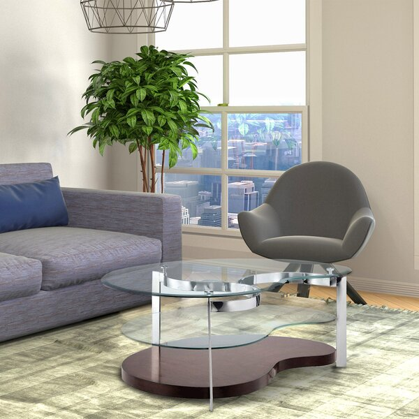 Avenal Freeform Coffee Table By Brayden Studio