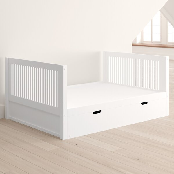 Isabelle Full Platform Bed with Trundle by Viv + Rae