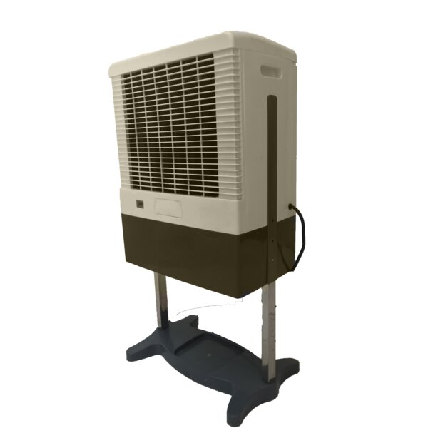 1100 CFM Mobile Evaporative Cooler by KOOLKUBE