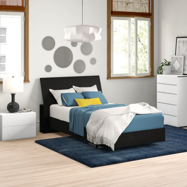 Euharlee Platform 3 Piece Bedroom Set by Zipcode Design