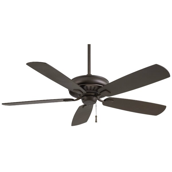 60 Sunseeker 5-Blade Ceiling Fan by Minka Aire