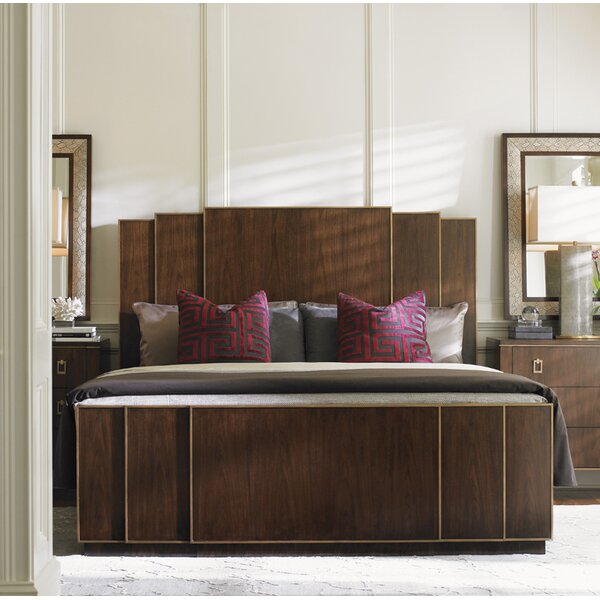 Tower Place Panel Bed by Lexington