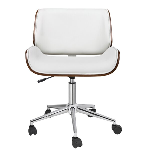 Cathina Desk Chair by Wade Logan
